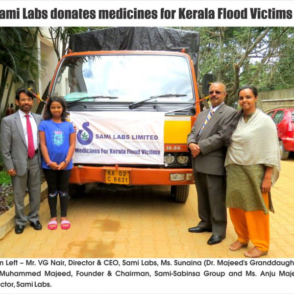Kerala Relief Fund